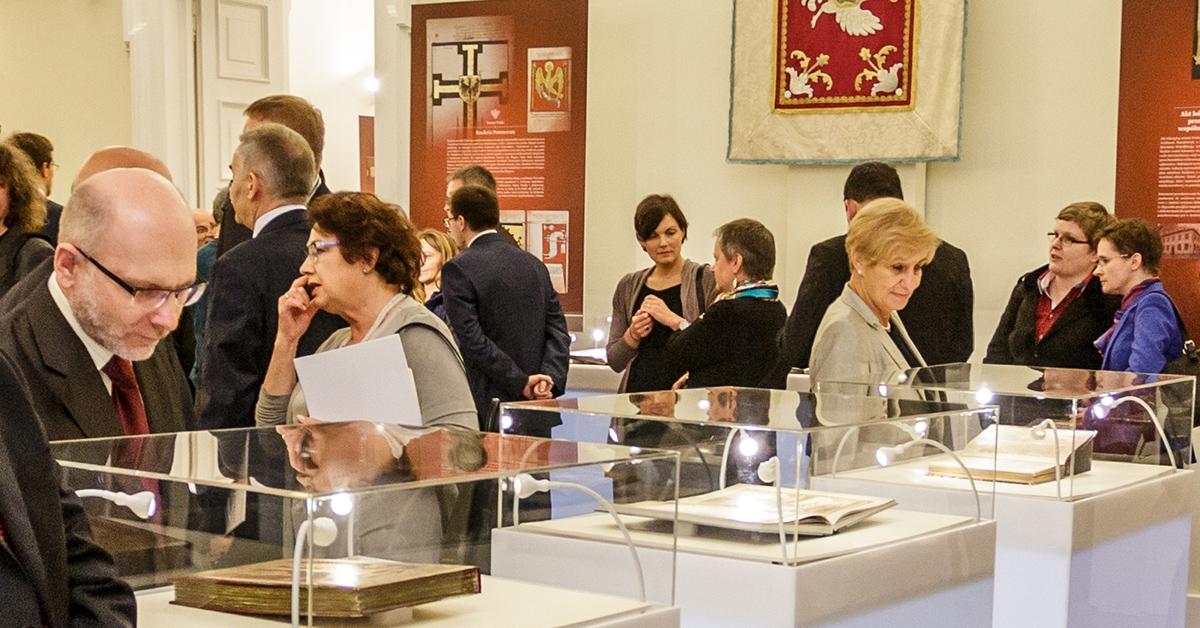 Dni otwarte - Wystawa w Belwederze