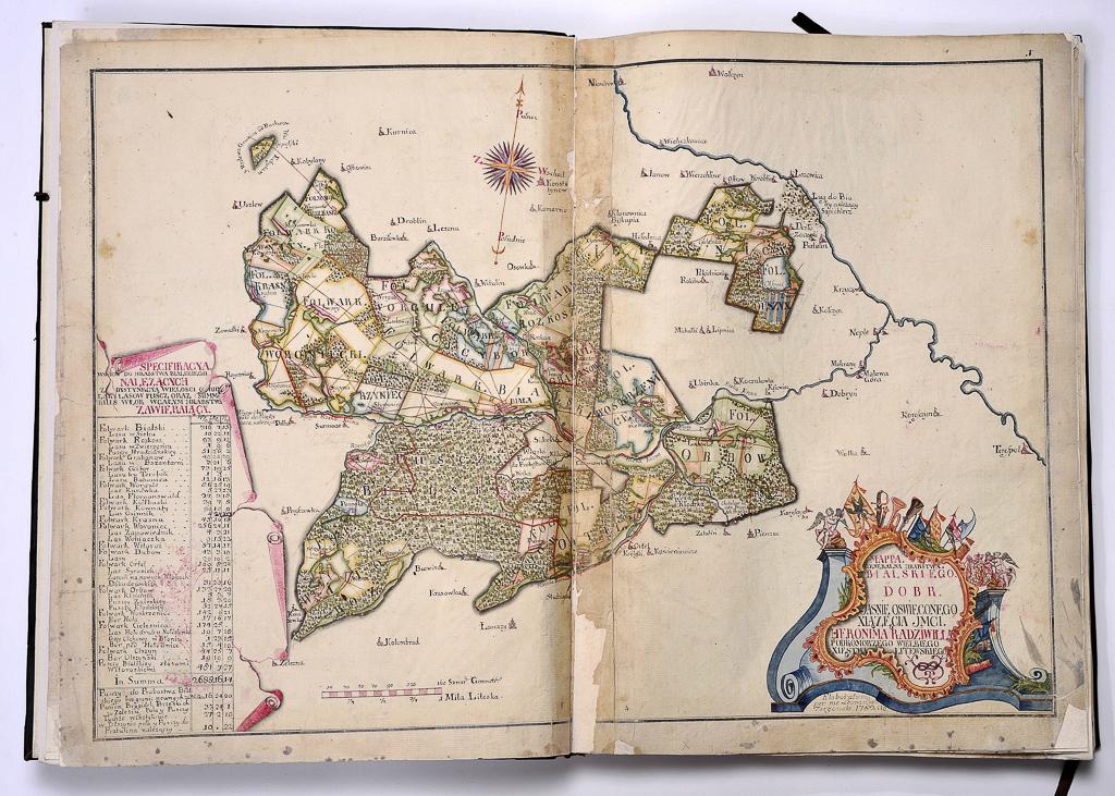 Atlas Mappy Hrabstwa Bialskiego