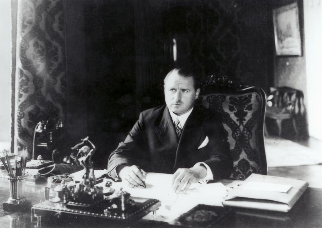 prezydent Stefan Starzyński